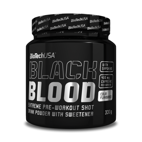 BioTechUSA - BLACK BLOOD 330 g