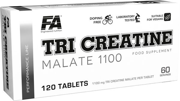 FA - Performance Line TRI CREATINE MALATE 1100 blisters