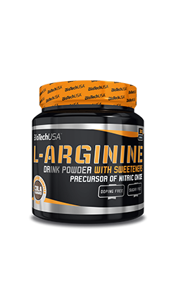 BioTech USA - L-ARGININE POWDER COLA 300 g